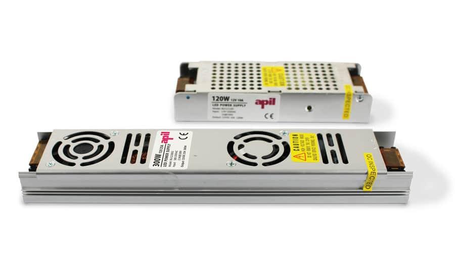 Convertidores eléctricos para LED